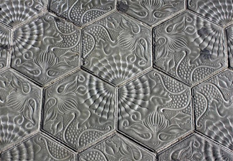Baldosas hidr ulicas el cemento es arte blog etxe co - Baldosa hidraulica barcelona ...