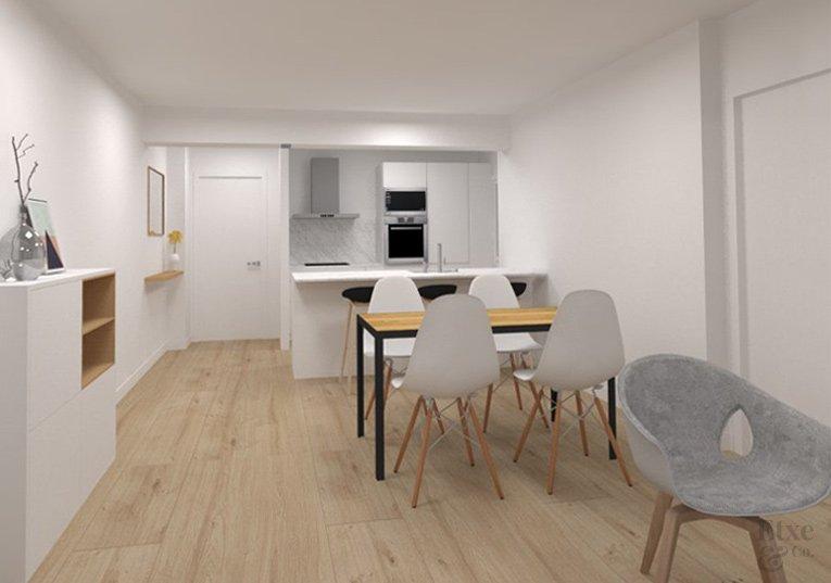 Cuanto cuesta una reforma integral de un piso de 70 metros for Cuanto cuesta una reforma integral de una casa