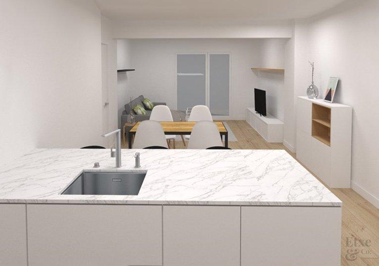 Cuanto cuesta reformar un piso de 90 metros perfect fotos with cuanto cuesta pintar un piso de - Cuanto cuesta reformar un bano de 3 metros ...