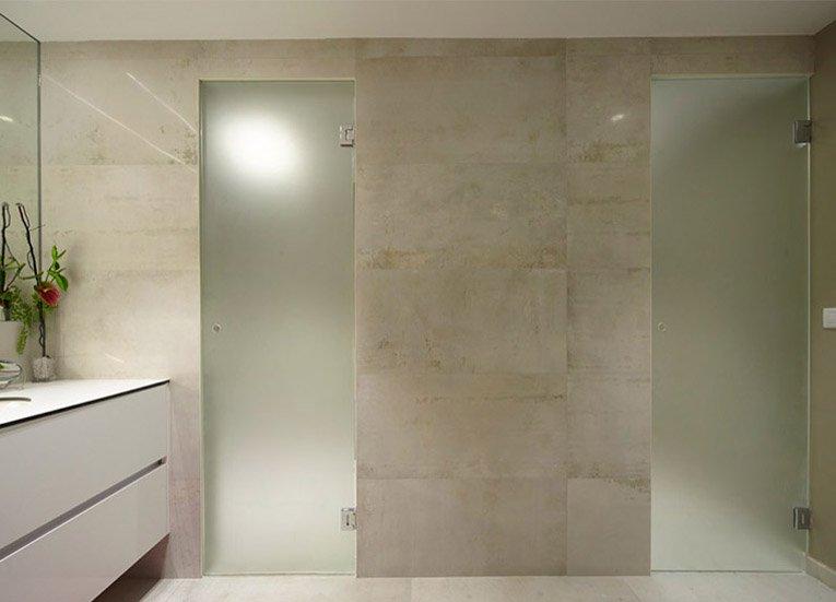Proyecto Etxe&Co de baño compartimentado